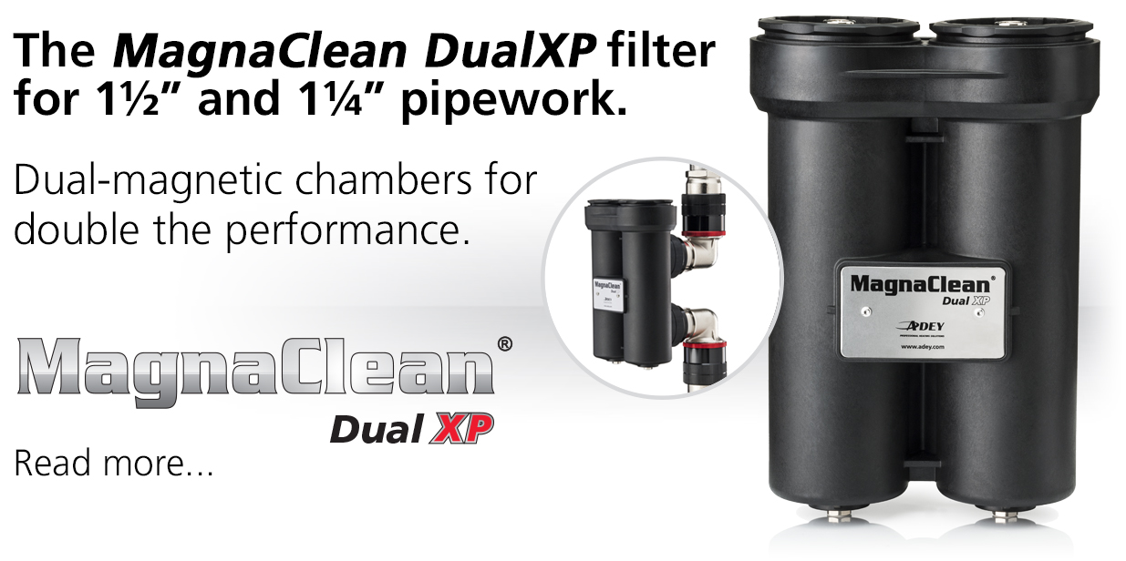 ADEY launches Magnaclean DualXP