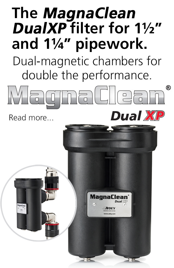 ADEY launches Magnaclean DualX